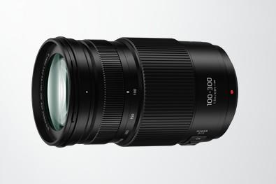 LUMIX G Objektive 45-200mm/F4,0-5,6 II/Power-O.I.S. und 100-300mm/F4,0-5,6 II/Power-O.I.S.