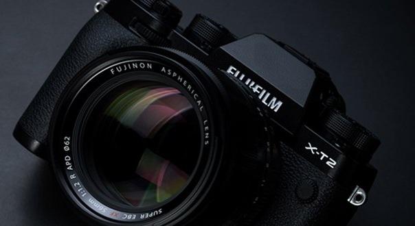 Neue Firmware-Updates für FUJIFILM X-T2 und X-Pro2