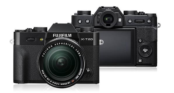 Die neue FUJIFILM X-T20
