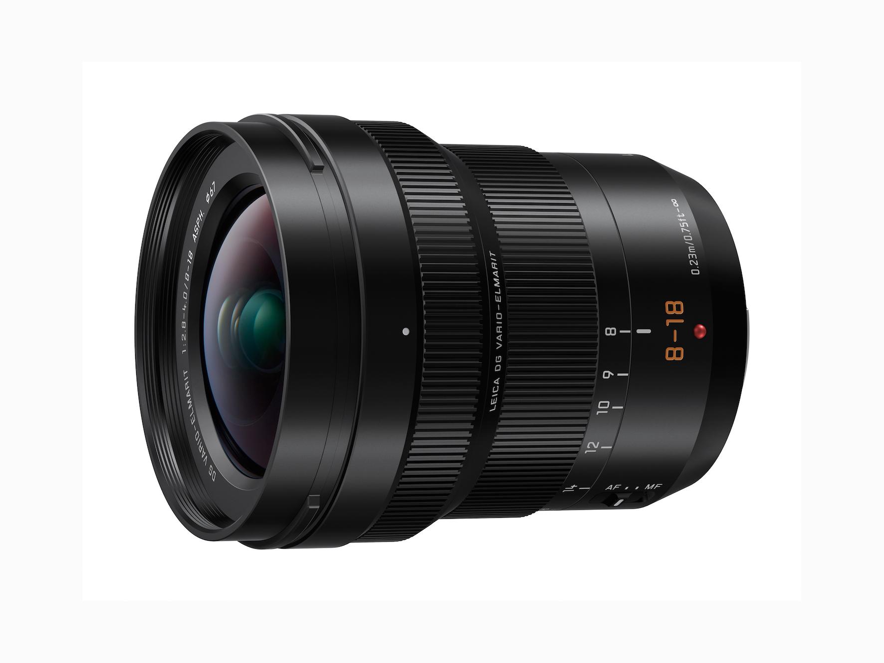 Leica DG Vario-Elmarit 8-18mm/F2,8-4,0 ASPH (16-36mm KB)